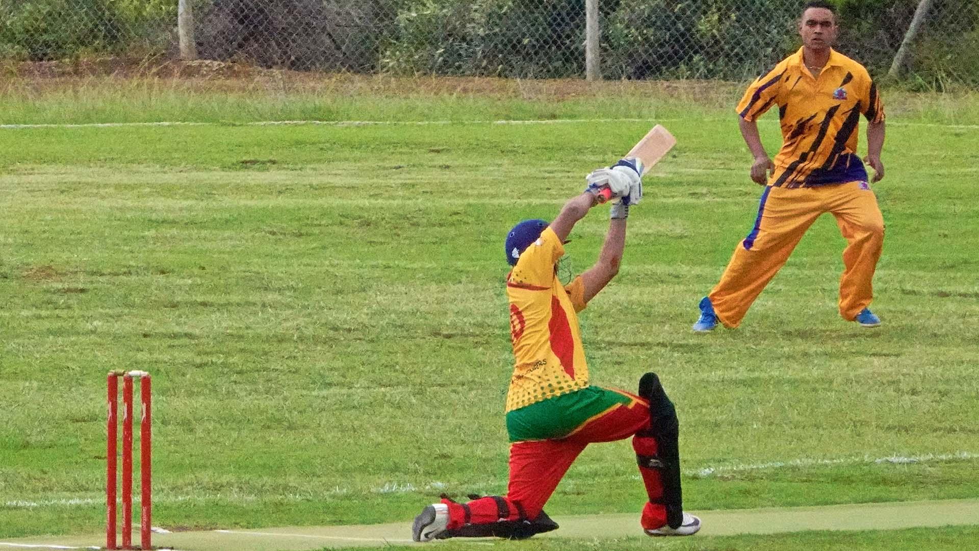 Cricket St Helena