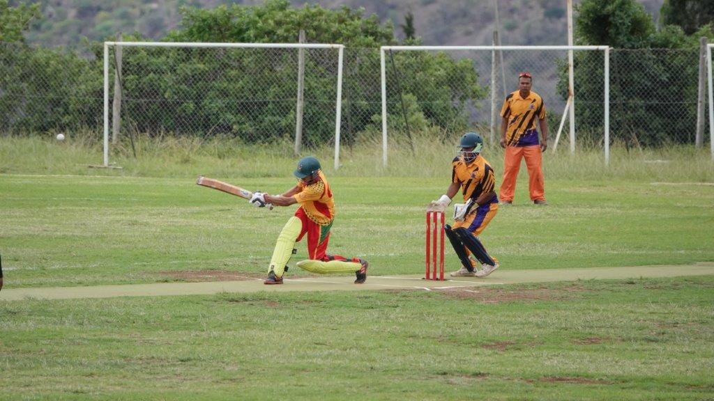 St Helena cricket